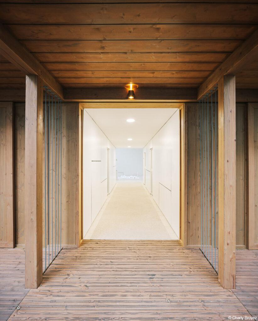 immeuble de logement en bois lamellé paris structure bois architecture bois inspiration japonaise