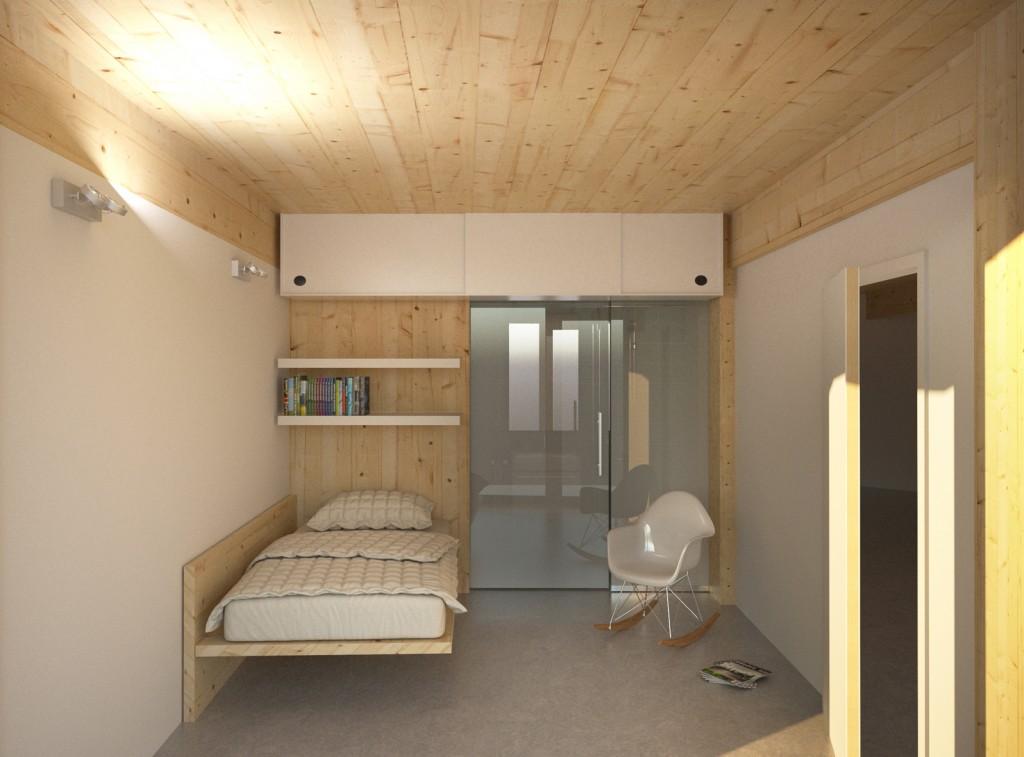 Un résidentiel nouvelle génération qui propose collocation et co-working