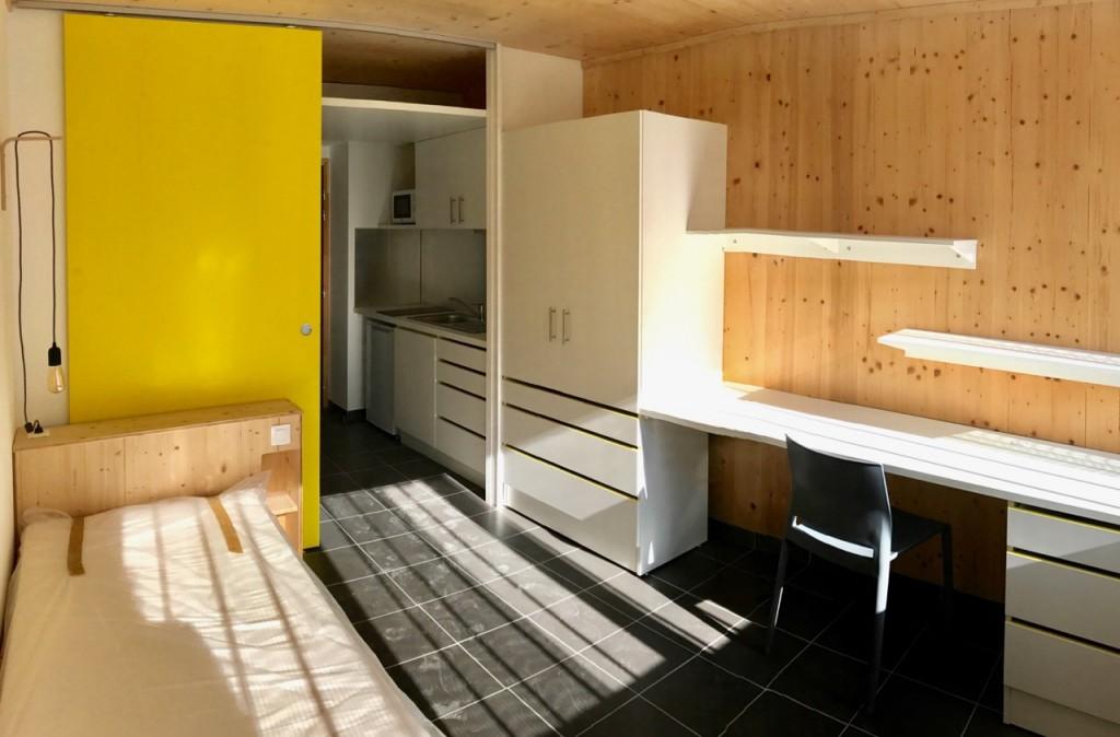 Résidence étudiantes à Marseille - A+ Architectes