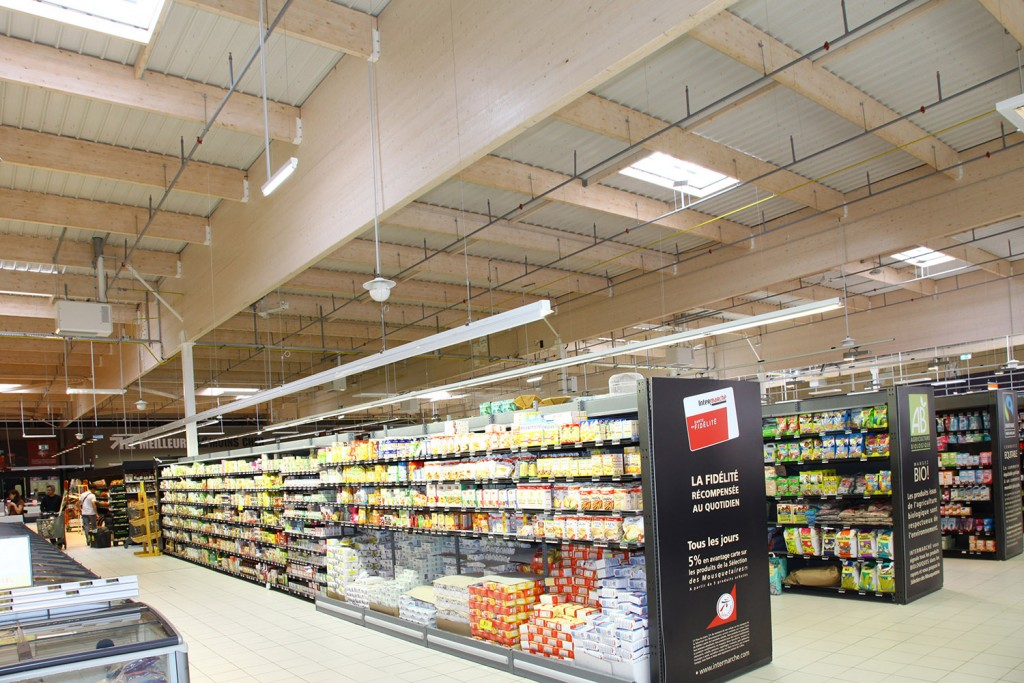 Centre-commercial-Intermarche