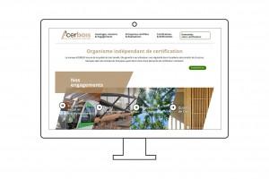 qualité du bois lamellé certification Acerbois