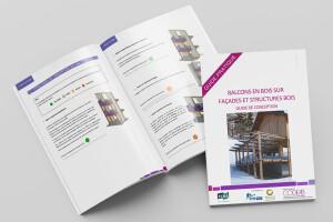 guide conception des balcons en bois sur façades et structures bois